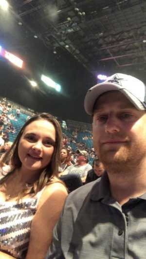 Joseph attended Chris Young: Raised on Country Tour on Aug 17th 2019 via VetTix
