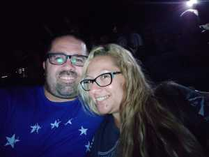 Johnny attended Chris Young: Raised on Country Tour on Aug 17th 2019 via VetTix
