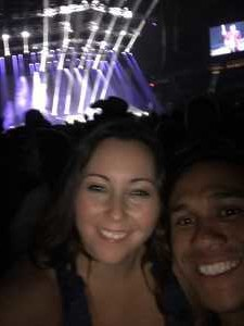 Bryan attended Chris Young: Raised on Country Tour on Aug 17th 2019 via VetTix