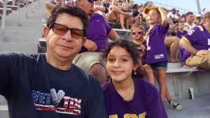 Click To Read More Feedback from LSU Tigers vs. Georgia Southern - NCAA Football