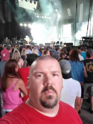 Robert attended Breaking Benjamin - Alternative Rock on Aug 22nd 2019 via VetTix