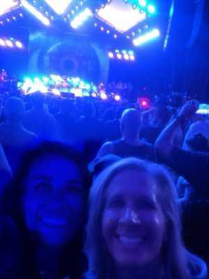 Tara attended Breaking Benjamin - Alternative Rock on Aug 22nd 2019 via VetTix