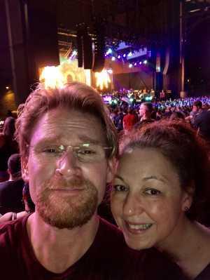 Mari attended Breaking Benjamin - Alternative Rock on Aug 22nd 2019 via VetTix