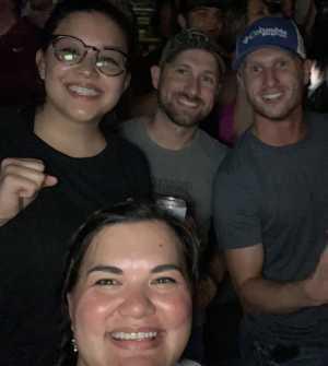 Jasmine attended Brad Paisley Tour 2019 - Country on Aug 22nd 2019 via VetTix