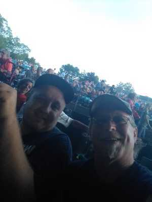 Jeffrey attended Santana: Supernatural Now - Pop on Aug 20th 2019 via VetTix