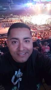 Miguel attended 2019 Pfl Playoffs - Live Mixed Martial Arts - Presented by Professional Fighters League on Oct 11th 2019 via VetTix