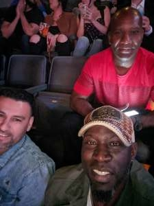 Leamon attended 2019 Pfl Playoffs - Live Mixed Martial Arts - Presented by Professional Fighters League on Oct 11th 2019 via VetTix