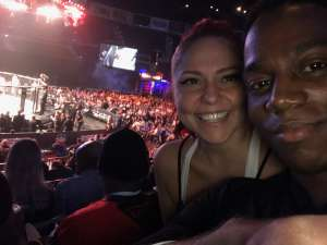 David attended 2019 Pfl Playoffs - Live Mixed Martial Arts - Presented by Professional Fighters League on Oct 11th 2019 via VetTix