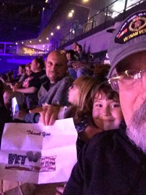 Alan attended 2019 Pfl Playoffs - Live Mixed Martial Arts - Presented by Professional Fighters League on Oct 11th 2019 via VetTix