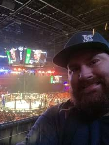 Mark attended 2019 Pfl Playoffs - Live Mixed Martial Arts - Presented by Professional Fighters League on Oct 11th 2019 via VetTix