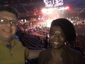 James attended 2019 Pfl Playoffs - Live Mixed Martial Arts - Presented by Professional Fighters League on Oct 11th 2019 via VetTix
