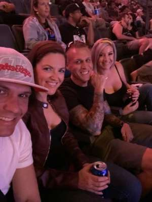 Matthew attended 2019 Pfl Playoffs - Featherweights and Lightweights - Live Mixed Martial Arts - Presented by Professional Fighters League on Oct 17th 2019 via VetTix