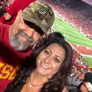 Ruben attended USC Trojans vs. Stanford Cardinal - NCAA Football on Sep 7th 2019 via VetTix