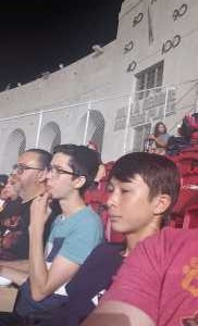 Chris attended USC Trojans vs. Stanford Cardinal - NCAA Football on Sep 7th 2019 via VetTix
