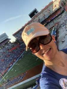 Jeffrey attended University of Florida Gators Football vs. University of Tennessee-martin - NCAA Football on Sep 7th 2019 via VetTix