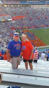 Kenneth attended University of Florida Gators Football vs. University of Tennessee-martin - NCAA Football on Sep 7th 2019 via VetTix
