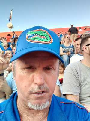 Tommy attended University of Florida Gators Football vs. University of Tennessee-martin - NCAA Football on Sep 7th 2019 via VetTix