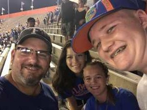 Marc attended University of Florida Gators Football vs. University of Tennessee-martin - NCAA Football on Sep 7th 2019 via VetTix