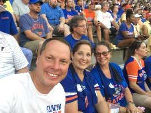Stuart attended University of Florida Gators Football vs. University of Tennessee-martin - NCAA Football on Sep 7th 2019 via VetTix