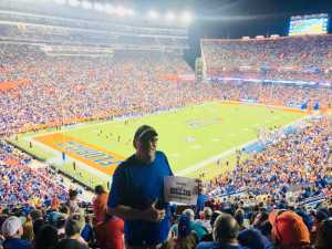 Leo attended University of Florida Gators Football vs. University of Tennessee-martin - NCAA Football on Sep 7th 2019 via VetTix