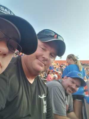Benjamin attended University of Florida Gators Football vs. University of Tennessee-martin - NCAA Football on Sep 7th 2019 via VetTix