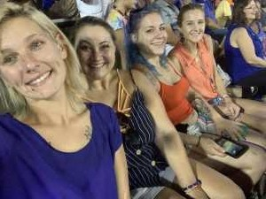 Cody attended University of Florida Gators Football vs. University of Tennessee-martin - NCAA Football on Sep 7th 2019 via VetTix