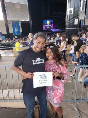 Frederick attended Kidz Bop World Tour 2019 - Children's Theatre on Aug 25th 2019 via VetTix