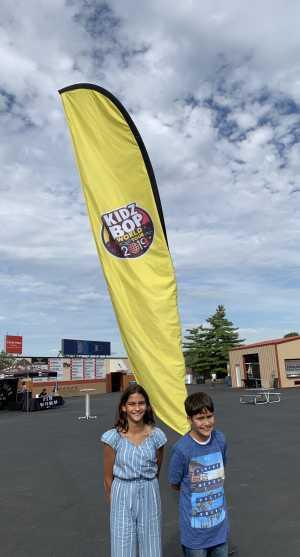 Shivani attended Kidz Bop World Tour 2019 - Children's Theatre on Aug 25th 2019 via VetTix