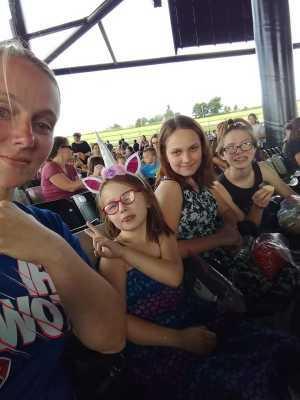 Krystal attended Kidz Bop World Tour 2019 - Children's Theatre on Aug 25th 2019 via VetTix