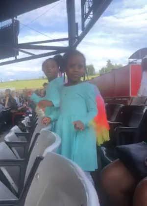 AJ attended Kidz Bop World Tour 2019 - Children's Theatre on Aug 25th 2019 via VetTix