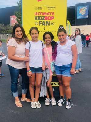 Matthew attended Kidz Bop World Tour 2019 - Children's Theatre on Aug 25th 2019 via VetTix