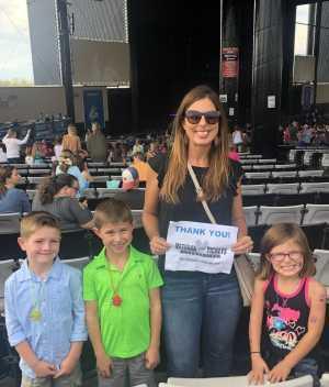 Fayanne attended Kidz Bop World Tour 2019 - Children's Theatre on Aug 25th 2019 via VetTix