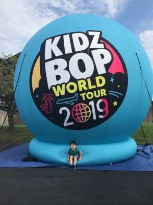 PATRICK attended Kidz Bop World Tour 2019 - Children's Theatre on Aug 25th 2019 via VetTix