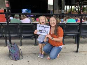 Lauren attended Kidz Bop World Tour 2019 - Children's Theatre on Aug 25th 2019 via VetTix