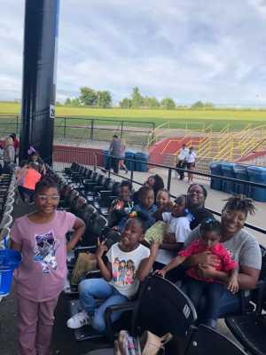 Efrem's daughters and grandkids attended Kidz Bop World Tour 2019 - Children's Theatre on Aug 25th 2019 via VetTix