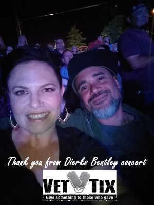 Richard attended Dierks Bentley: Burning Man 2019 - Country on Aug 23rd 2019 via VetTix