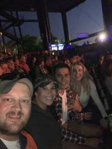 Paul attended Dierks Bentley: Burning Man 2019 - Country on Aug 23rd 2019 via VetTix