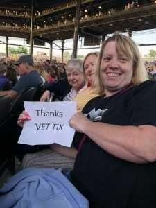 Joseph attended Dierks Bentley: Burning Man 2019 - Country on Aug 23rd 2019 via VetTix