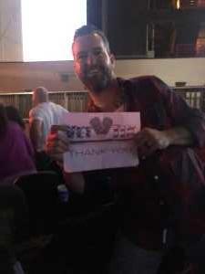 Scott attended Dierks Bentley: Burning Man 2019 - Country on Aug 23rd 2019 via VetTix