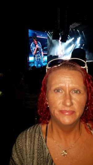 sonya attended Dierks Bentley: Burning Man 2019 - Country on Aug 23rd 2019 via VetTix