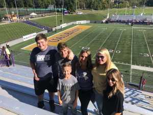 Amanda attended University of Albany Great Danes vs. Lafayette Leopards - NCAA Football - Military Appreciation Game on Sep 21st 2019 via VetTix