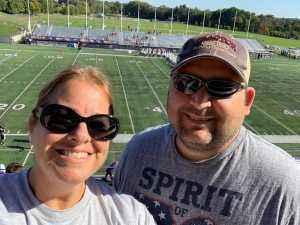 Bryan attended University of Albany Great Danes vs. Lafayette Leopards - NCAA Football - Military Appreciation Game on Sep 21st 2019 via VetTix