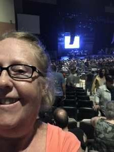 Patricia attended Santana: Supernatural Now - Pop on Aug 21st 2019 via VetTix