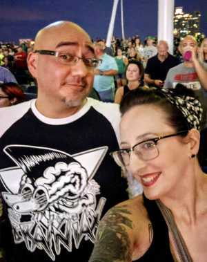 Erick attended Flogging Molly & Social Distortion: Summer Tour 2019 - Alternative Rock on Aug 21st 2019 via VetTix