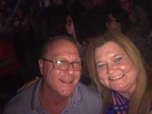 robbie attended Rascal Flatts: Summer Playlist Tour 2019 - Country on Aug 22nd 2019 via VetTix