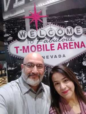 Jose attended George Strait - Strait to Vegas on Aug 23rd 2019 via VetTix