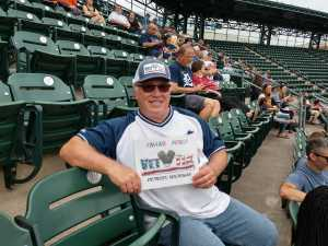 George attended Detroit Tigers vs. New York Yankees - MLB on Sep 12th 2019 via VetTix