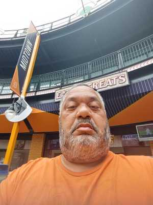 Robert attended Detroit Tigers vs. New York Yankees - MLB on Sep 12th 2019 via VetTix
