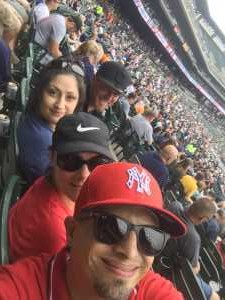 Harry attended Detroit Tigers vs. New York Yankees - MLB on Sep 12th 2019 via VetTix