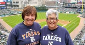 Allison attended Detroit Tigers vs. New York Yankees - MLB on Sep 12th 2019 via VetTix